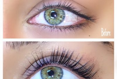 NOW TRENDING ** LASH LIFTS